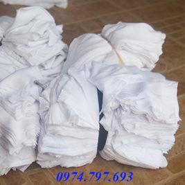 giẻ lau trắng ms 03